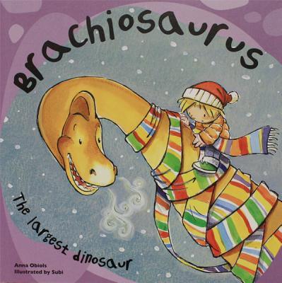 Brachiosaurus By Obiols, Anna/ Subi (ILT)